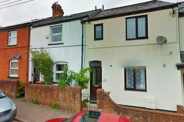 Thumbnail Maisonette to rent in Belmont Road, Tiverton