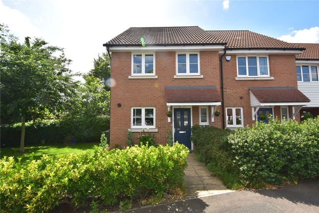 Thumbnail Property for sale in Hardy Avenue, West Dartford, Kent