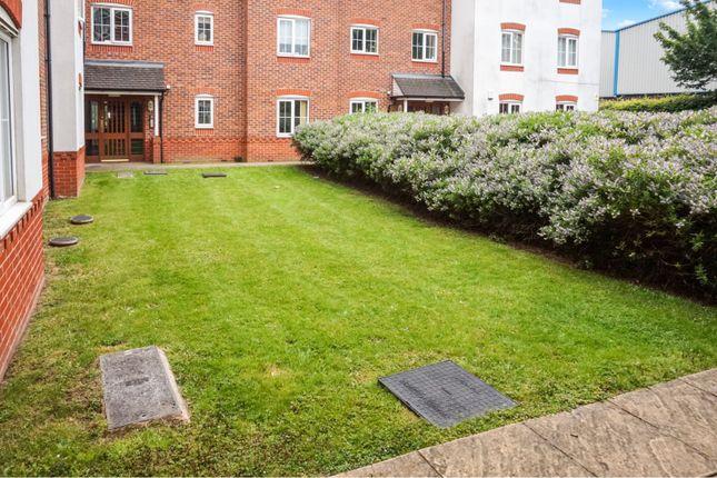 Communal Gardens of Burrs Drive, Wednesbury WS10