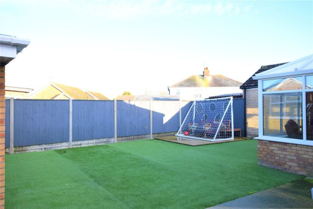Rear Garden of Beaumont Close, Burgh Le Marsh, Skegness, Lincolnshire PE24