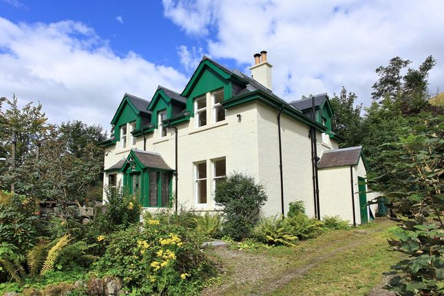 Thumbnail Detached house for sale in School Road, Lochearnhead