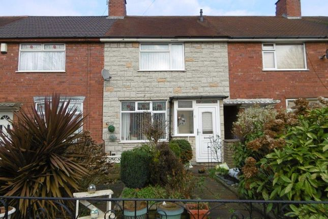 2 bed terraced house to rent in Hathersage Road, Great Barr, Birmingham