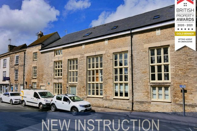 Thumbnail Flat to rent in Chipping Street, Tetbury