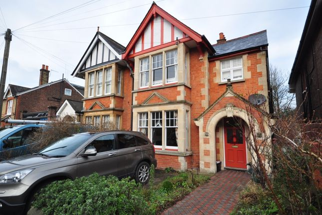 Thumbnail Semi-detached house to rent in Blackborough Road, Reigate