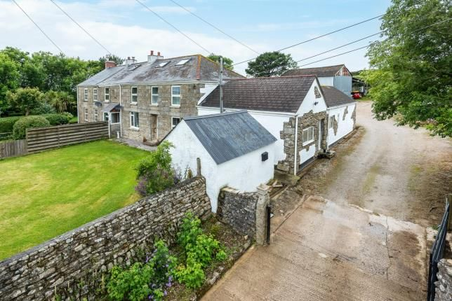 Land And Livery Near Helston Cornwall Tr13 4 Bedroom Equestrian