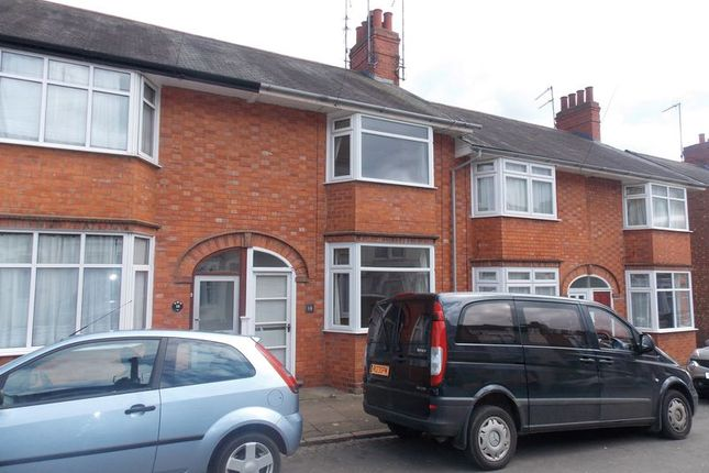 Thumbnail Terraced house to rent in Monks Park Road, Abington, Northampton