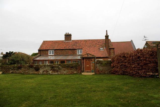 Thumbnail Detached house for sale in Station Road, Snettisham, King's Lynn
