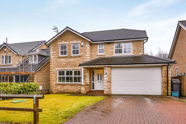 Thumbnail Detached house to rent in The Paddock, Waterhouses, Durham
