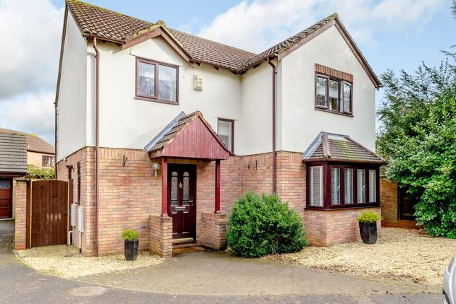 Thumbnail Detached house for sale in Exeter Close, Chippenham, Wiltshire