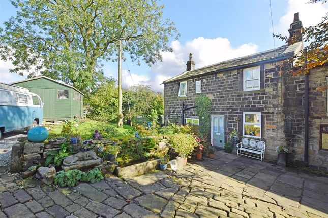 Thumbnail Farmhouse for sale in Colden, Hebden Bridge