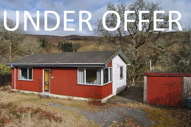 Bungalow for sale in 3 Orchy Cottages, Dalmally