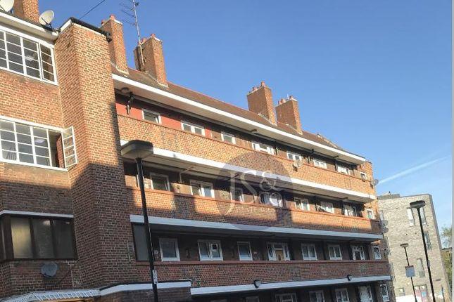 Thumbnail Flat to rent in Casson Street, London, London