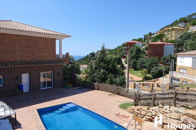 Thumbnail Detached house for sale in Serra Brava, Lloret De Mar, Costa Brava, Catalonia, Spain