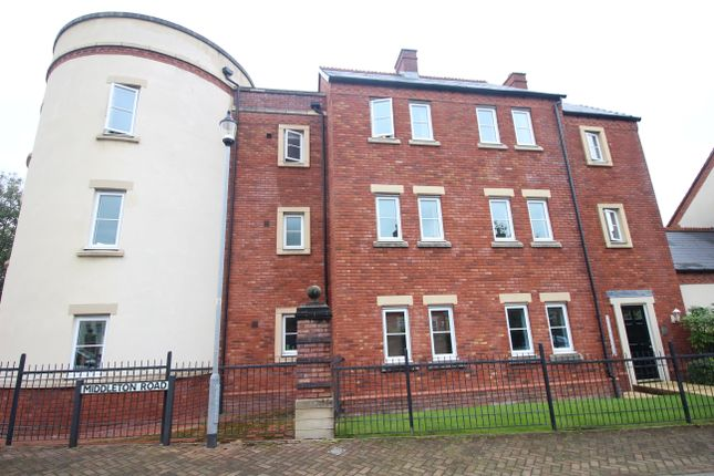 Thumbnail Flat for sale in Middleton Road, Fulwood, Preston
