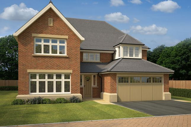 """4 bed detached house for sale in """"Alderley"""" at Northwich Road, Knutsford WA16"""