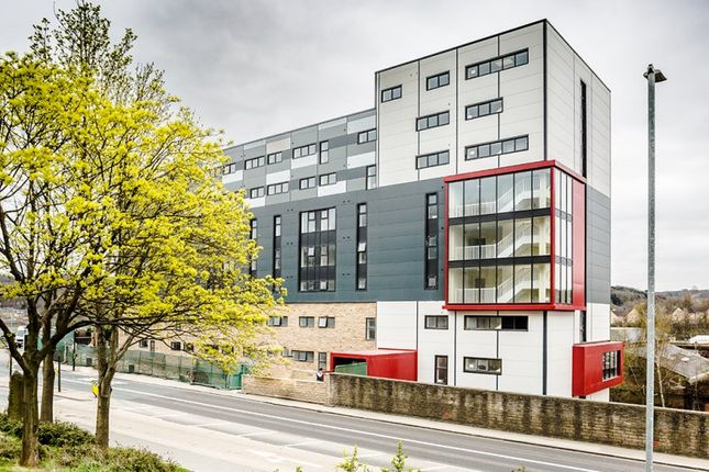 Thumbnail Flat for sale in Manchester Road, Huddersfield, West Yorkshire