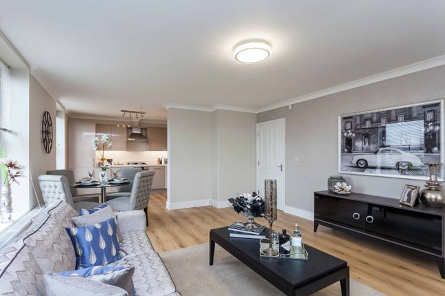 Thumbnail Flat to rent in 12-14 Station Road, London