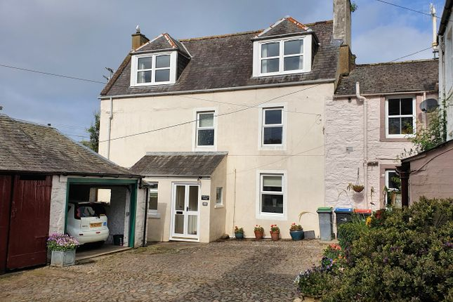 Thumbnail End terrace house for sale in Cobble End Cottage, Palmers Close, Kirkcudbright