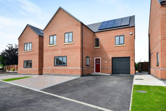 Thumbnail Detached house for sale in Cromford Road, Langley Mill, Nottingham