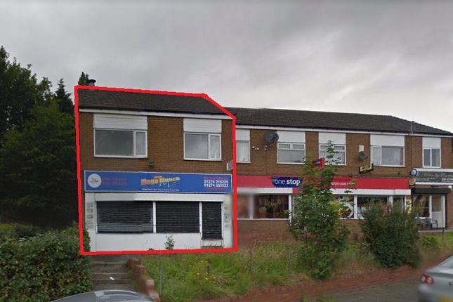 Thumbnail Retail premises for sale in 107 Bolton Lane, Bradford