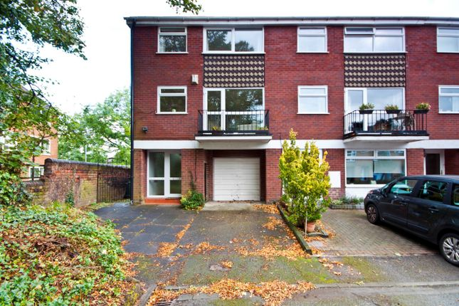 Thumbnail Town house for sale in Riversdale Mews, Aigburth