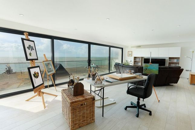 Reception Room of Fishermans Beach, Hythe CT21
