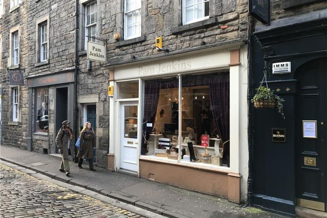 Thumbnail Retail premises to let in 41 Thistle Street, Edinburgh