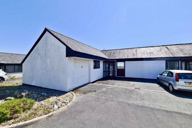 Thumbnail Semi-detached bungalow for sale in Gorseddfa, Criccieth