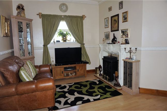 Thumbnail End terrace house for sale in Park View Terrace, Aberdare