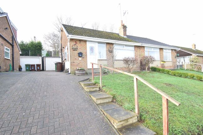 Thumbnail Semi-detached bungalow to rent in Cherry Tree Crescent, Walton, Wakefield