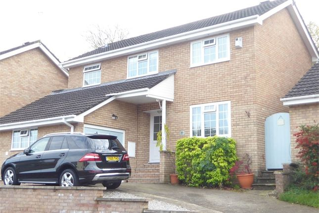Thumbnail Detached house for sale in St. Kingsmark Avenue, Chepstow