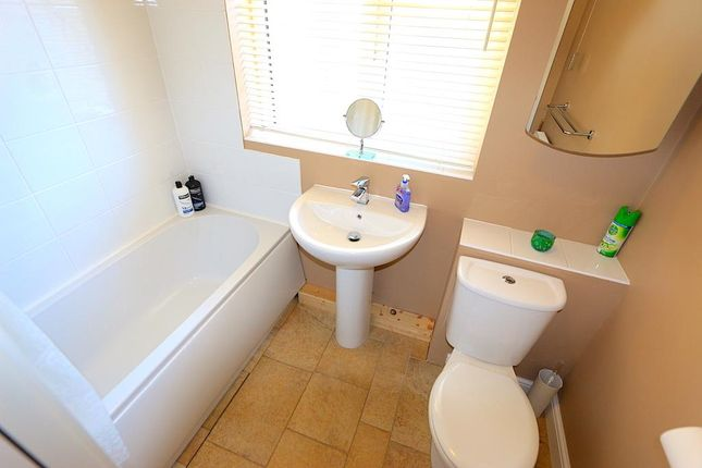 Bathroom of Barry Drive, Kirby Muxloe, Leicester LE9