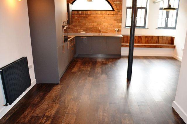 Kitchen of Dunster Street, The Mounts, Northampton NN1