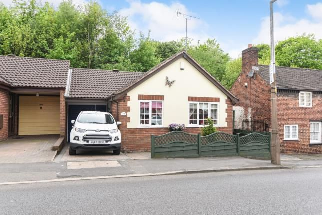 Thumbnail Bungalow for sale in Station Road, Old Hill, Cradley Heath, West Midlands