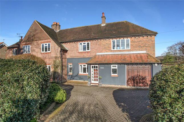 Thumbnail Semi-detached house for sale in Goose Rye Road, Worplesdon, Guildford, Surrey