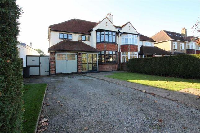 Thumbnail Semi-detached house for sale in Wickham Way, Park Langley, Beckenham