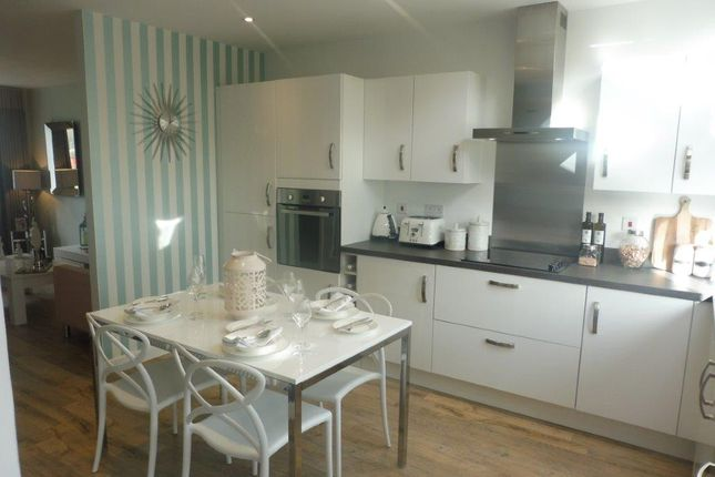 Thumbnail End terrace house for sale in Wall Park Road, Brixham