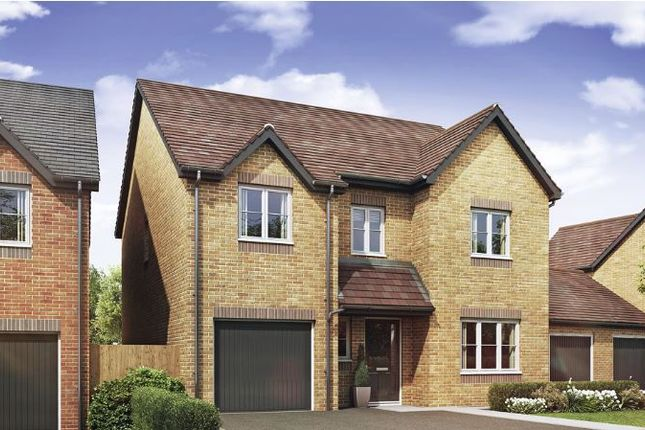 Thumbnail Detached house for sale in Brook Farm Drive, Malvern, Worcestershire
