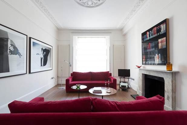Thumbnail Flat to rent in St Stephen's Gardens, London