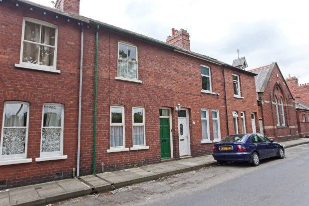 Thumbnail Terraced house to rent in South Bank Avenue, York