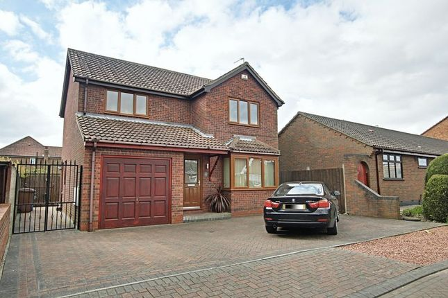 Thumbnail Detached house for sale in Haymer Drive, Hedon, Hull