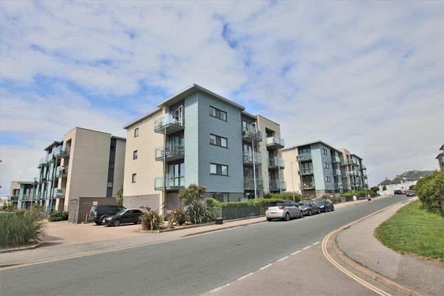 Thumbnail Flat to rent in Pentire Crescent, Pentire, Newquay