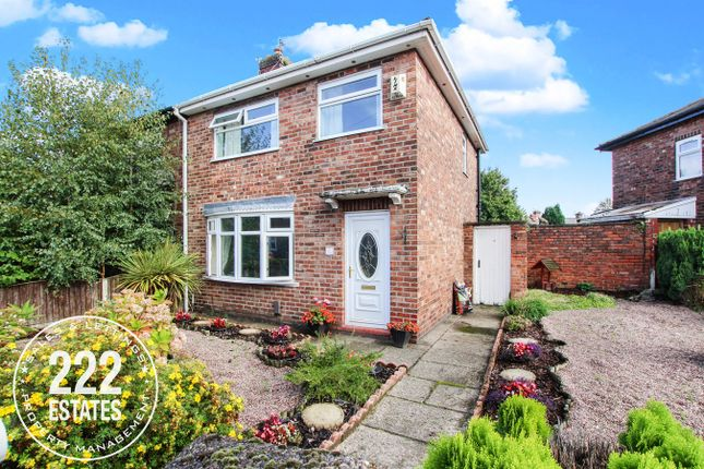 Thumbnail Semi-detached house for sale in Corbet Avenue, Warrington