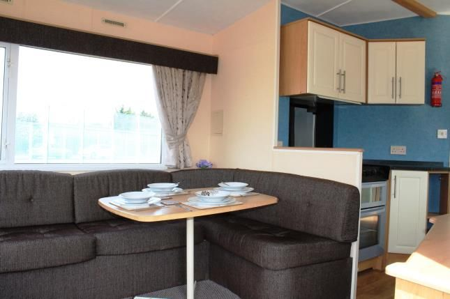 Thumbnail Mobile/park home for sale in Breydon Water Holiday Park, Butt Lane, Burgh Castle