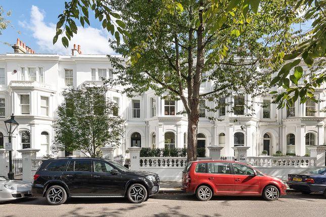 Thumbnail Terraced house for sale in Palace Gardens Terrace, Kensington, London