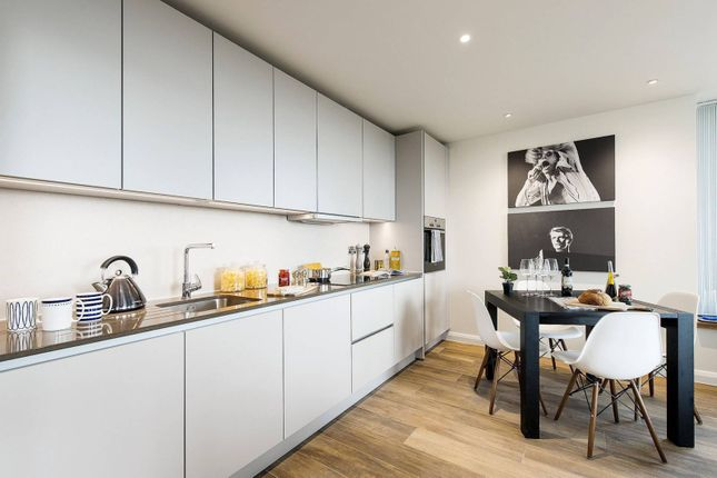 Thumbnail Flat to rent in Vantage Point, Highgate