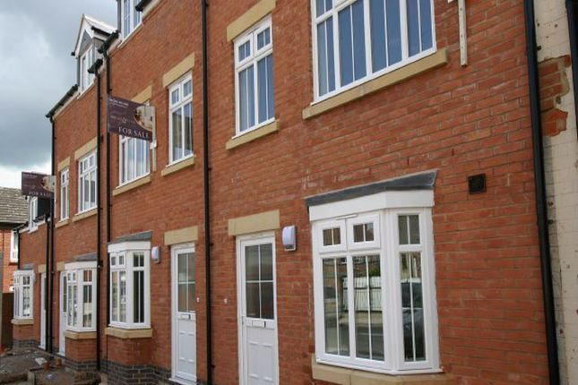 Thumbnail Flat to rent in Duncan Road, Aylestone, Leicester