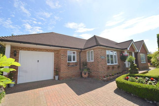 Thumbnail Detached bungalow for sale in Quarry Rise, East Grinstead