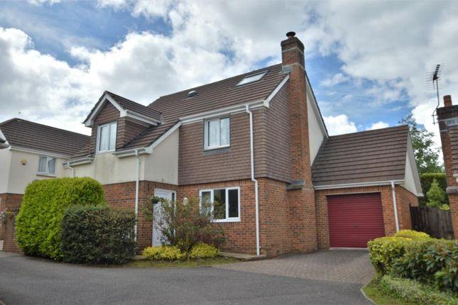 Thumbnail Detached house for sale in Moorcroft Close, Okehampton