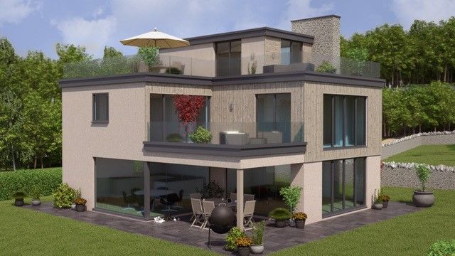 Thumbnail Detached house for sale in The Cookswood Villa, Cookswood, Somerset